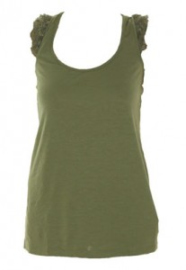 Tricouri Bershka Dervish Green
