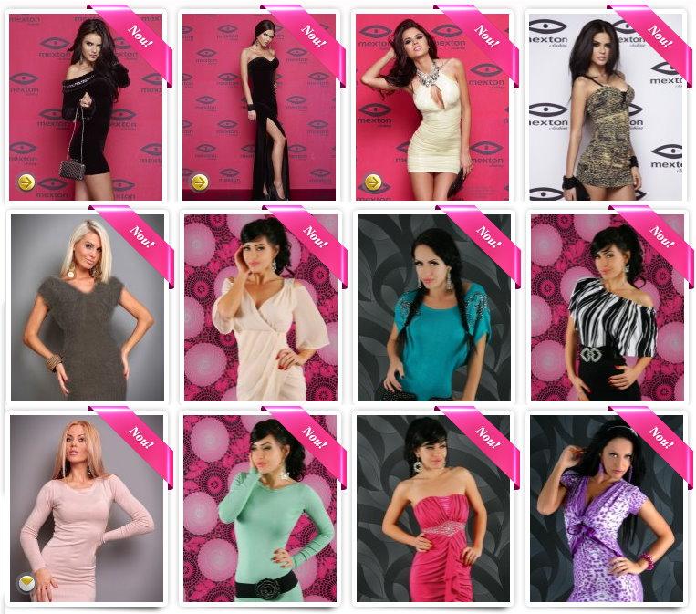 Catalog rochii de seara online 2012
