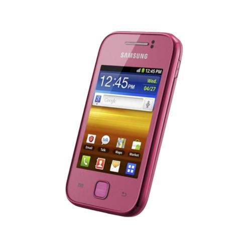 S5360 Galaxy Y Pink - 2