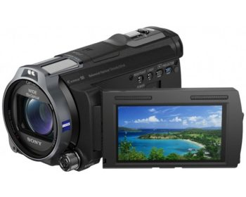 Camere video Sony