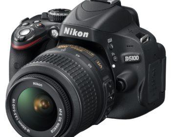 DSLR NIKON D5100