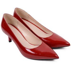 pantofi din piele naturala veronica