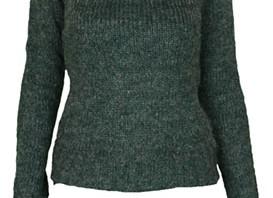Pulover Pimkie Evelyn Dark Green culoarea verde