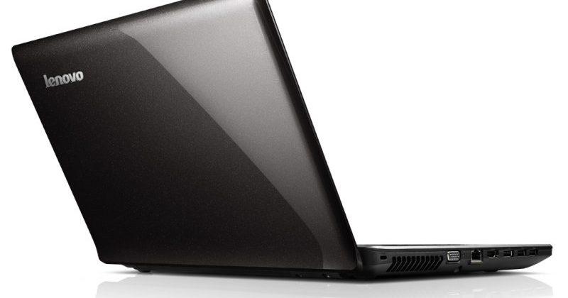 Lenovo Ideapad G575GL