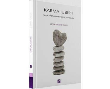 Karma iubirii de Geshe Michael Roach, recenzie