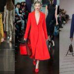 Tendinte fashion pentru femei in primavara anului 2018