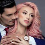 Andreea Balan si George Burcea divorteaza?