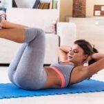 Iata care sunt exercitiile pe care le poti face acasa