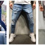 jeansi barbati