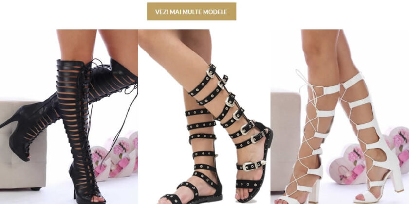 Sandale in stil grecesc pe care sa le porti anul acesta